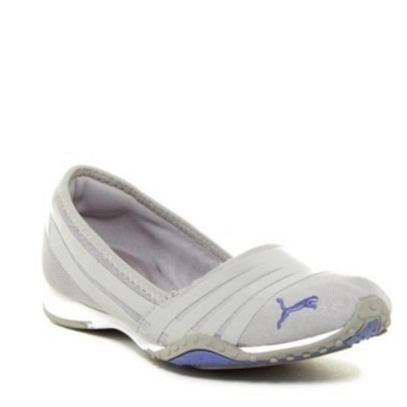 Puma Slip On Asha Alt 2 Mesh Ballet Shoes